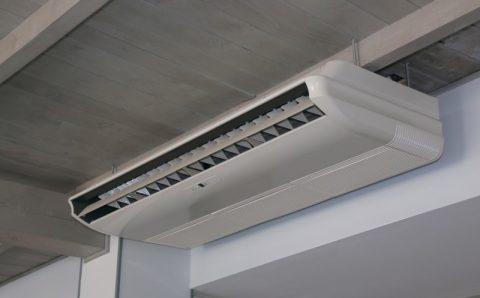 天井吊形エアコン